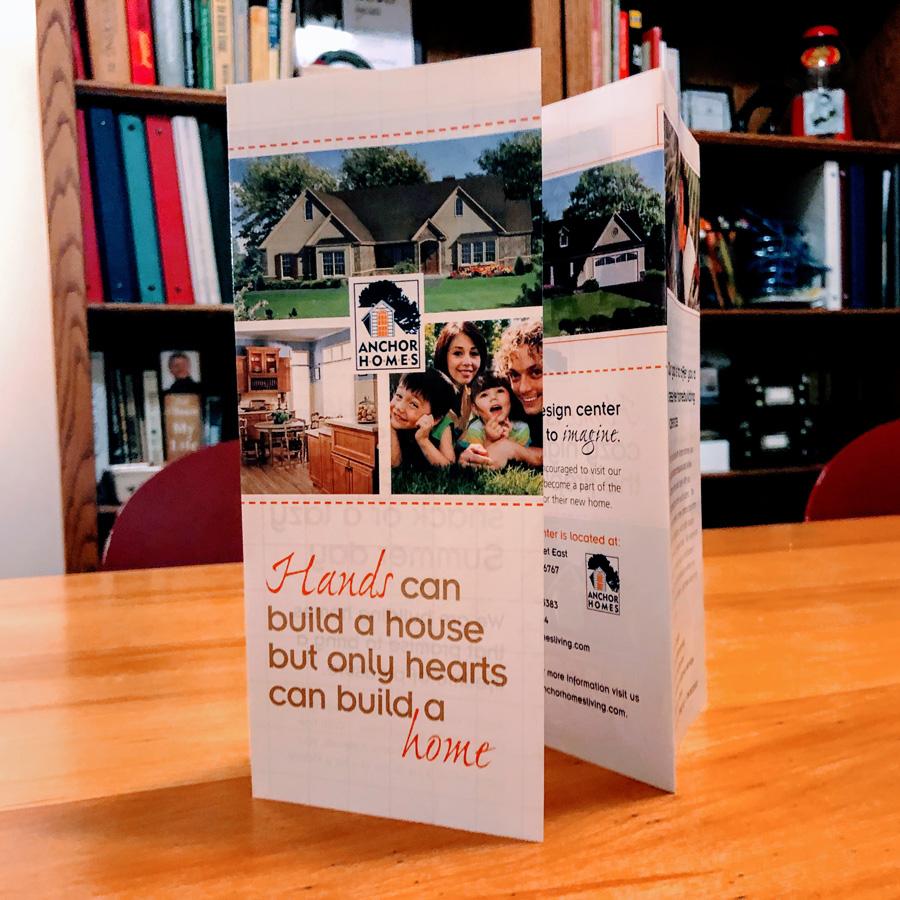 Anchor Homes Brochure