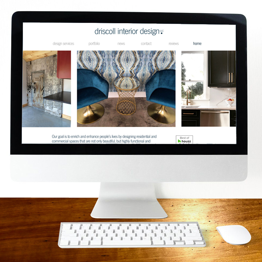 Driscoll Interior Design Web