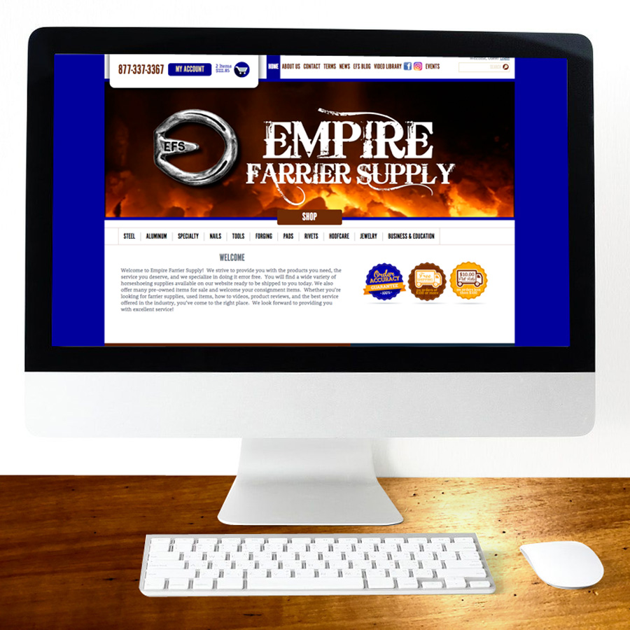 Empire Farrier Supply