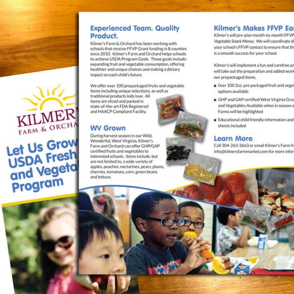 Kilmer's Farm Market Brochure Page 2