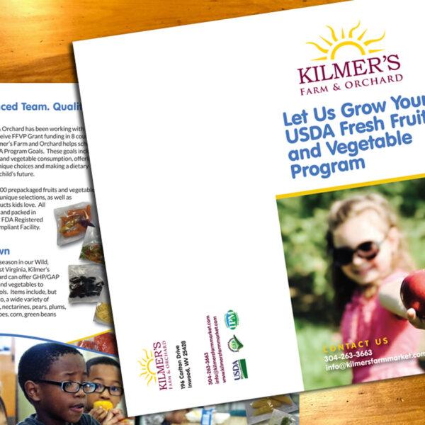 Kilmer's Farm Market Brochure