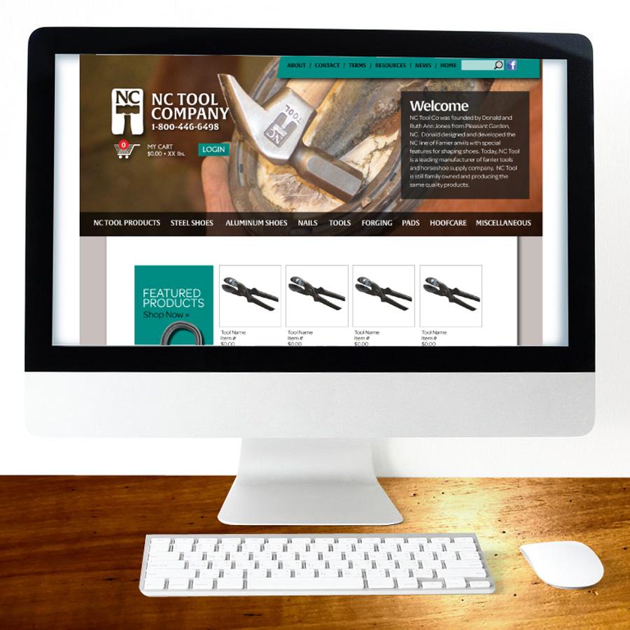 NC Tool Co Web