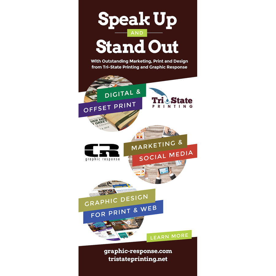 Speak Up and Stand Out