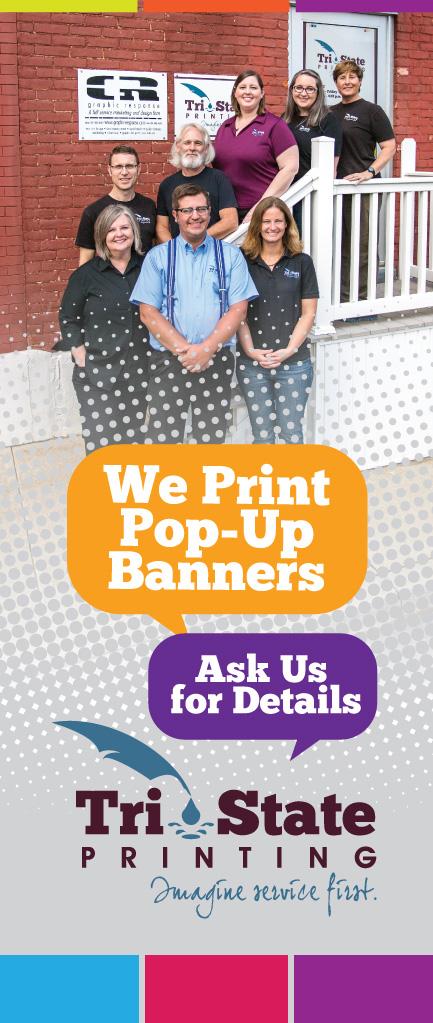 Tri-State Pop-Up Banner