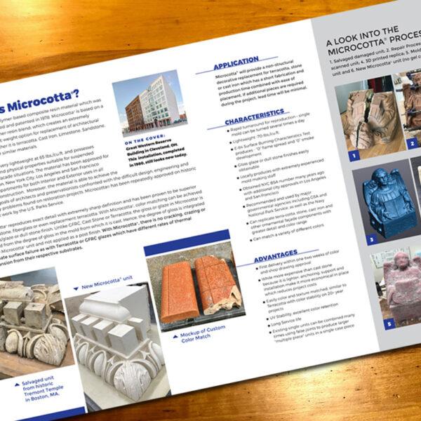 Microcotta Brochure Page 2