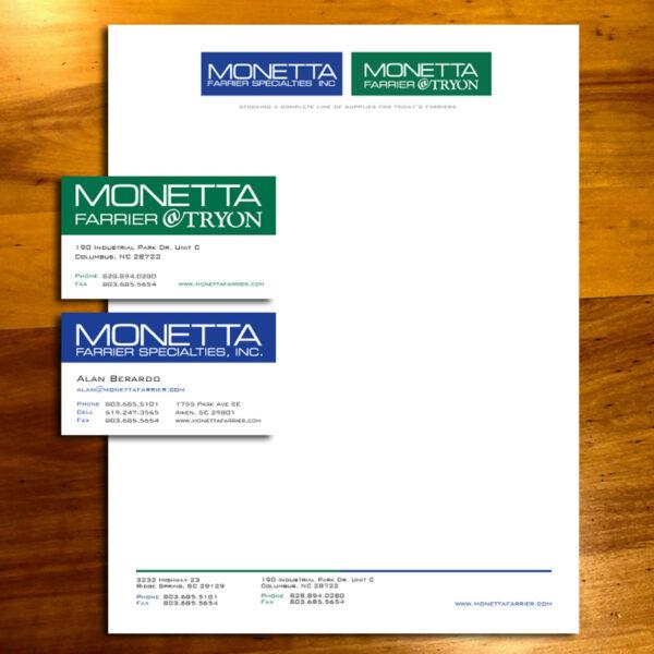 Monetta Farrier LH & BC
